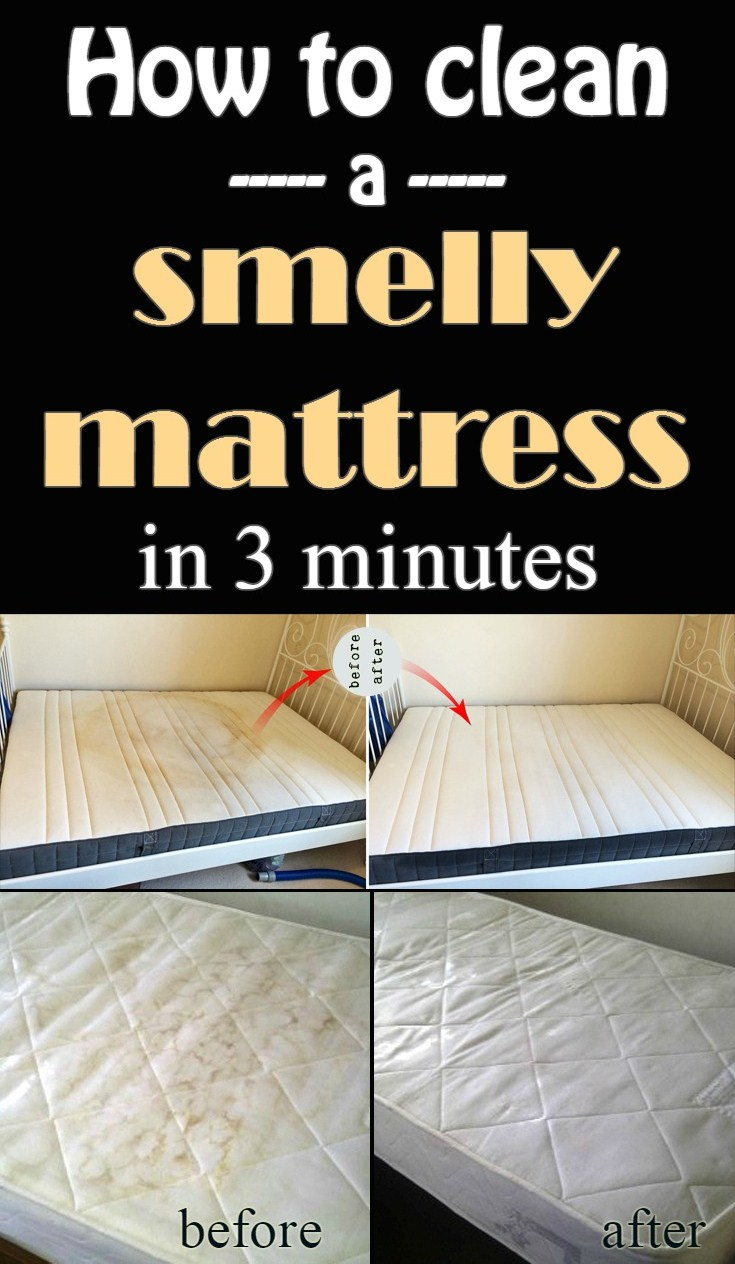 Urine Stains Out Of Mattress How To Remove
