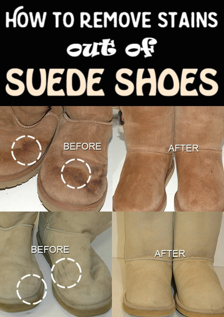 Remove Grease From Leather Shoes