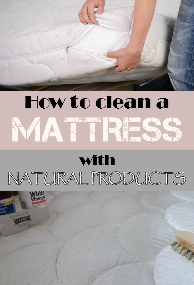 how to clean a mattress with natural products video. Black Bedroom Furniture Sets. Home Design Ideas