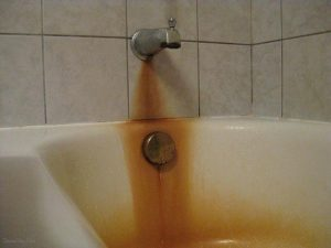 How To Remove Rust Stains From Tub And Sink