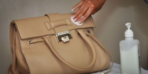 Genius Tricks To Clean Dirty Suede And Leather Purses