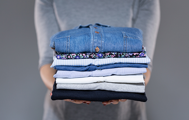 Laundry Tricks To Keep Your Clothes Wrinkle-Free Without Using The Iron