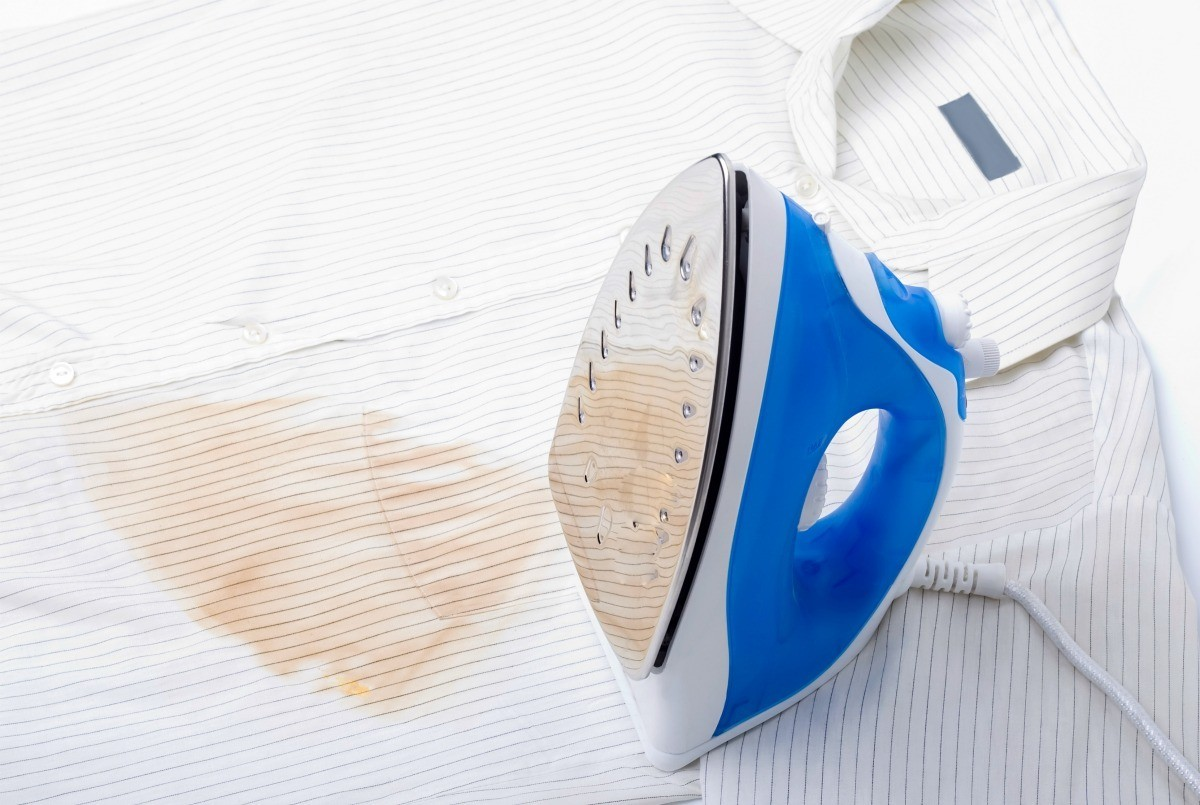 Effective Methods To Repair Scorch Or Burn Marks On Clothing