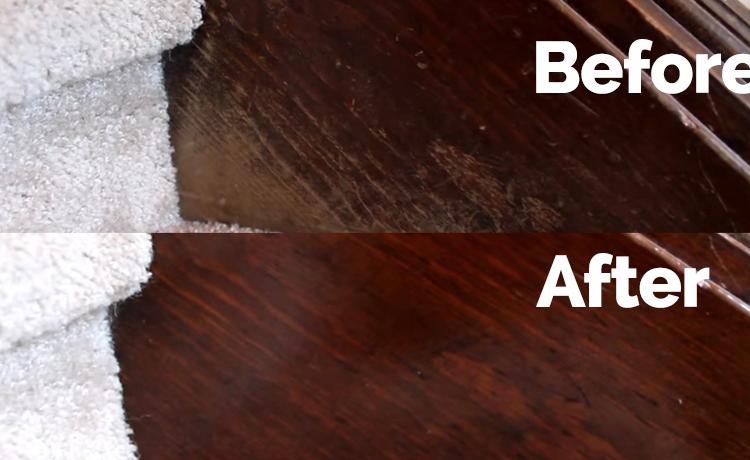 Folk Tricks To Fix Scratched Wood Furniture