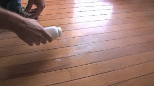 How I Managed To Repair My Squeaky Flooring With Talcum Powder And Matchsticks