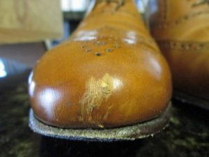 Handy Solutions To Repair Scratched Leather Shoes Without Ruining Them