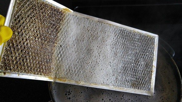How To Clean Aluminium Hood Filters With Baking Soda