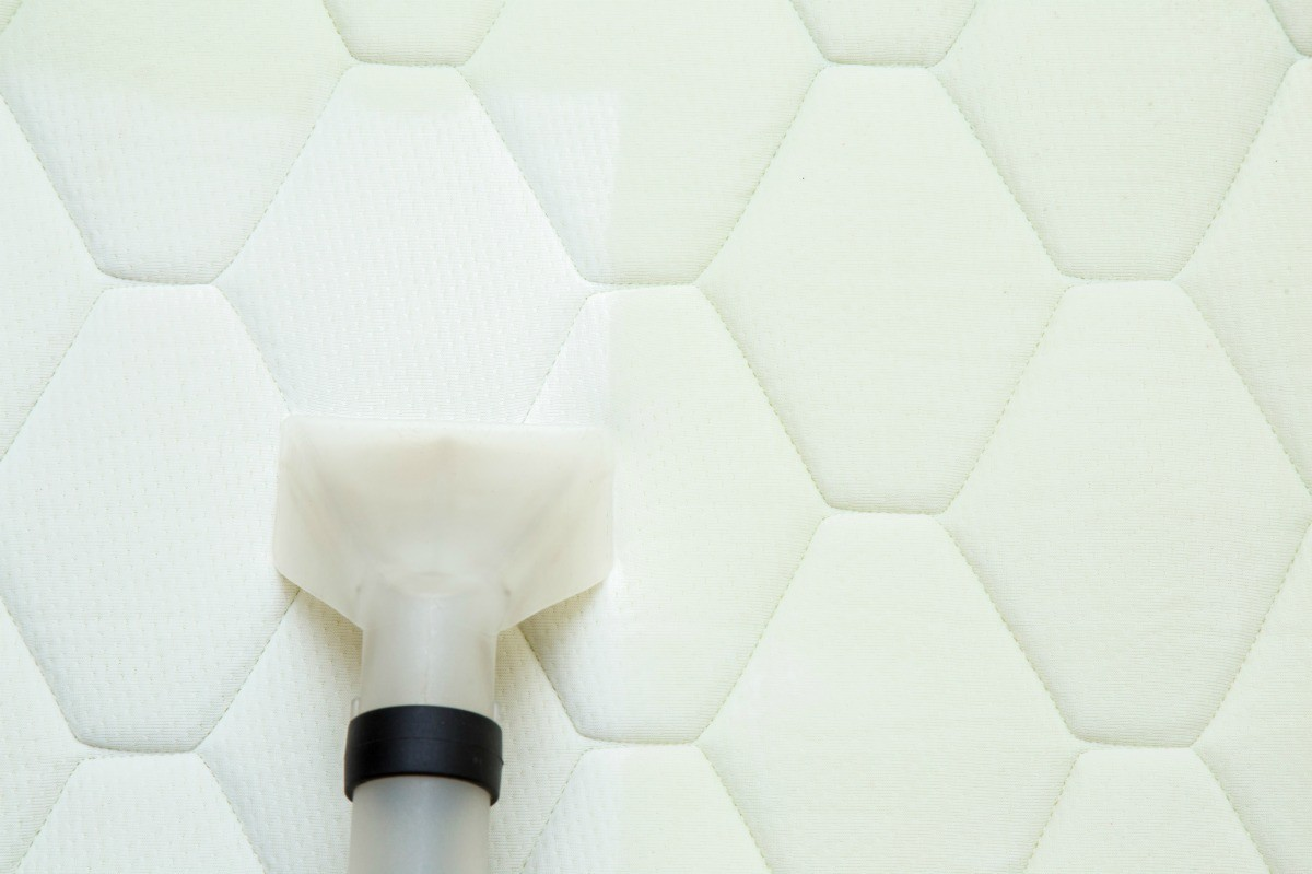 How To Remove Yellow Stains And Odor Off A Pillow Top Mattress