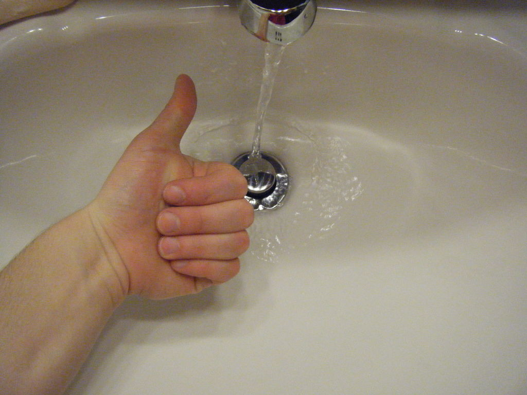 Step By Step Guide To Unclog The Bathroom Sink Drain With A Non Removable Stopper Cleaninginstructor Com