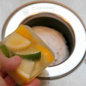 DIY Garbage Disposal Cleaning Tablets To Keep Bad Odors Away