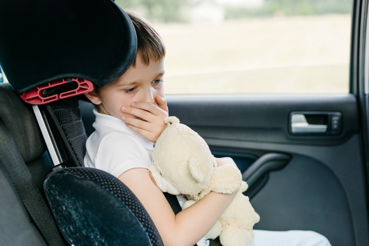 How To Clean Vomit And Get Rid Of That Stinky Vomit Smell From Your Car