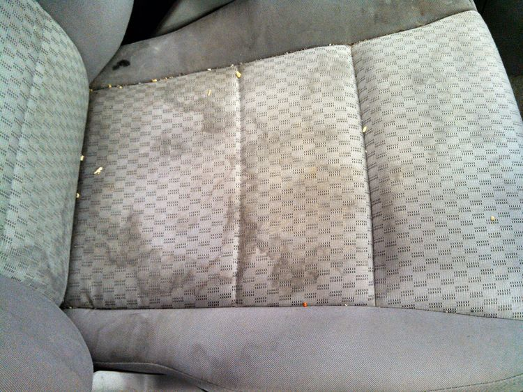 How To Get Coca-Cola Stains Off Textile Car Seats