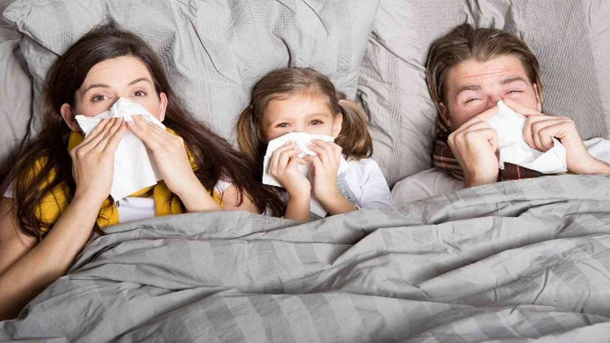 Got The Flu? Learn How To Clean And Disinfect Your Home After A Cold Or Flu