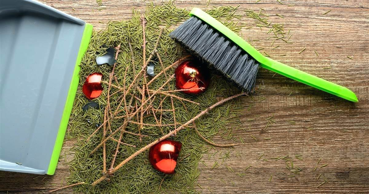 The Ultimate After-Christmas Clean Up Guide Any Housewife Should Know