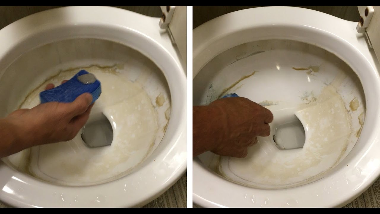 Vinegar Based Methods To Get Rust Rings And Hard Water Stains Out Of A Toilet Bowl Cleaninginstructor
