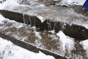 How To Remove Ice On The Driveway Without Damaging Concrete