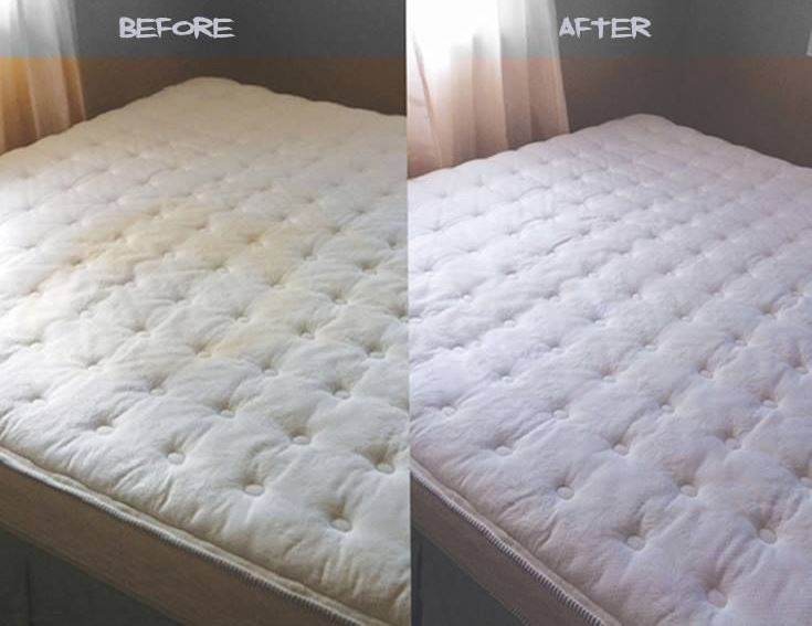 How I Managed To Remove Poop Stains Out Of A Mattress