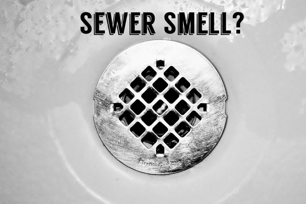 DIY Drain Cleaner To Fix A Stinky Shower Drain