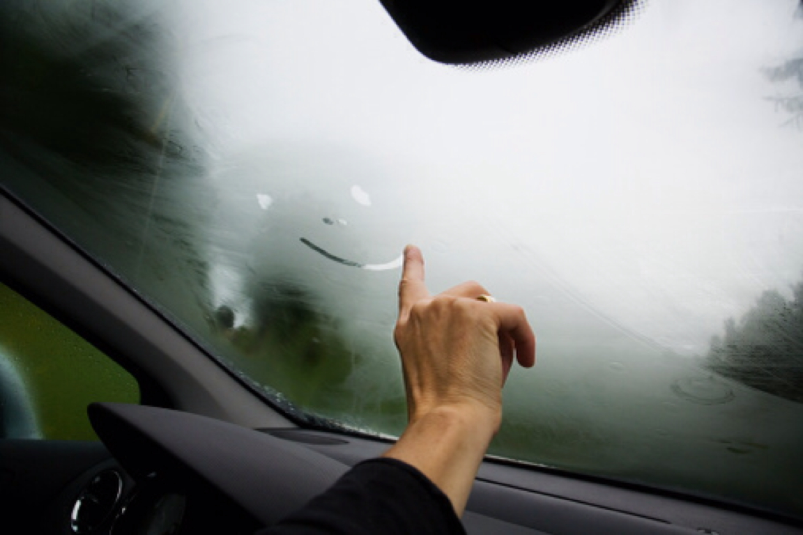 The Fastest Way To Defog Your Car Windshield